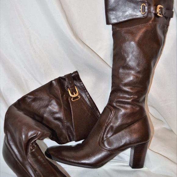 3054539881033 Etienne Aigner Shoes - SALE! NEW! Etienne Aigner KINSEY Boots VEGAN 6.5